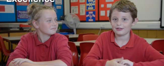 Ebor Academy Trust | Our values video